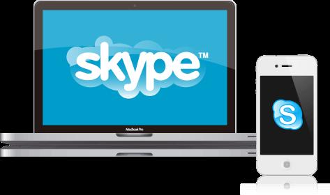 Skypeのイメージ画像